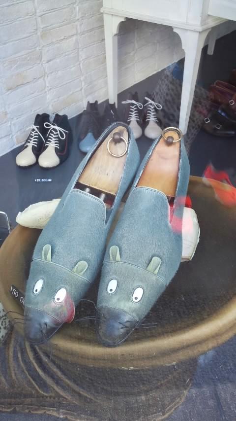 人生を狂わす靴