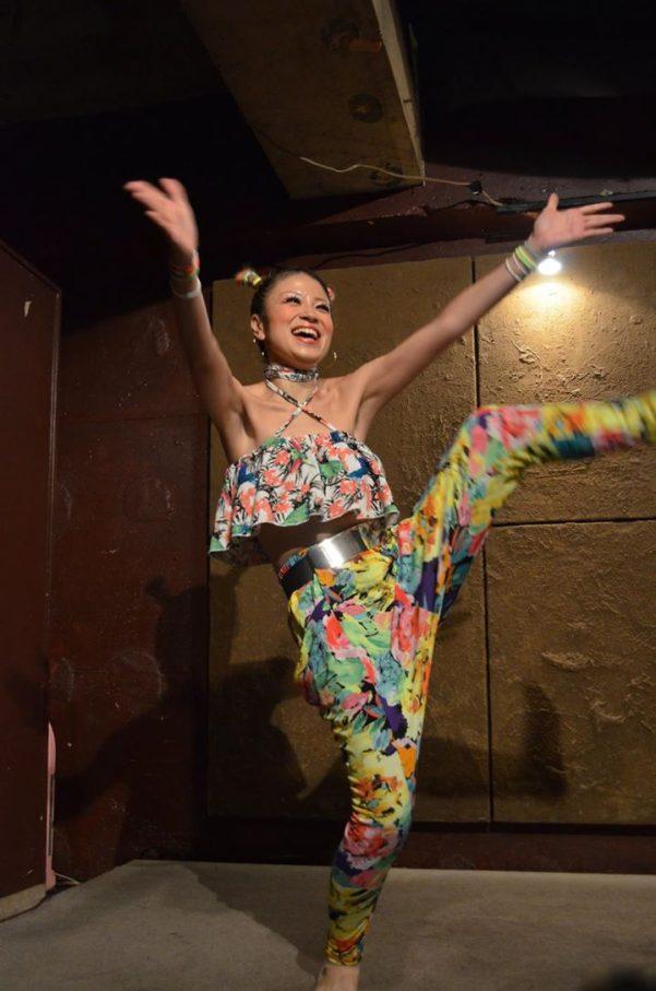 本日、アフリカンダンス workshop!