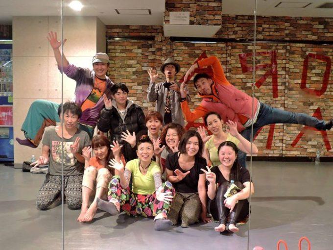 アフリカンダンス workshop