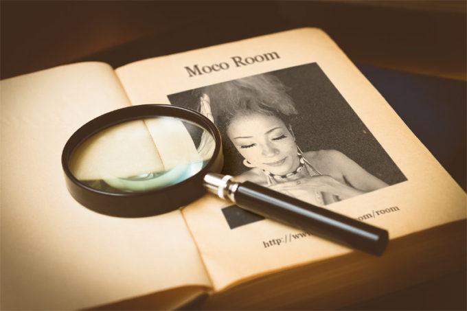 Moco*RoomのHP