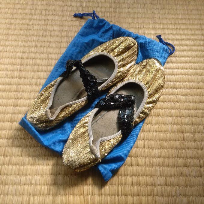 10年履いた靴