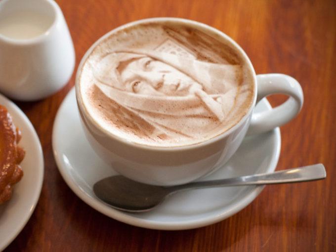 cafe Reiko メニュー追加