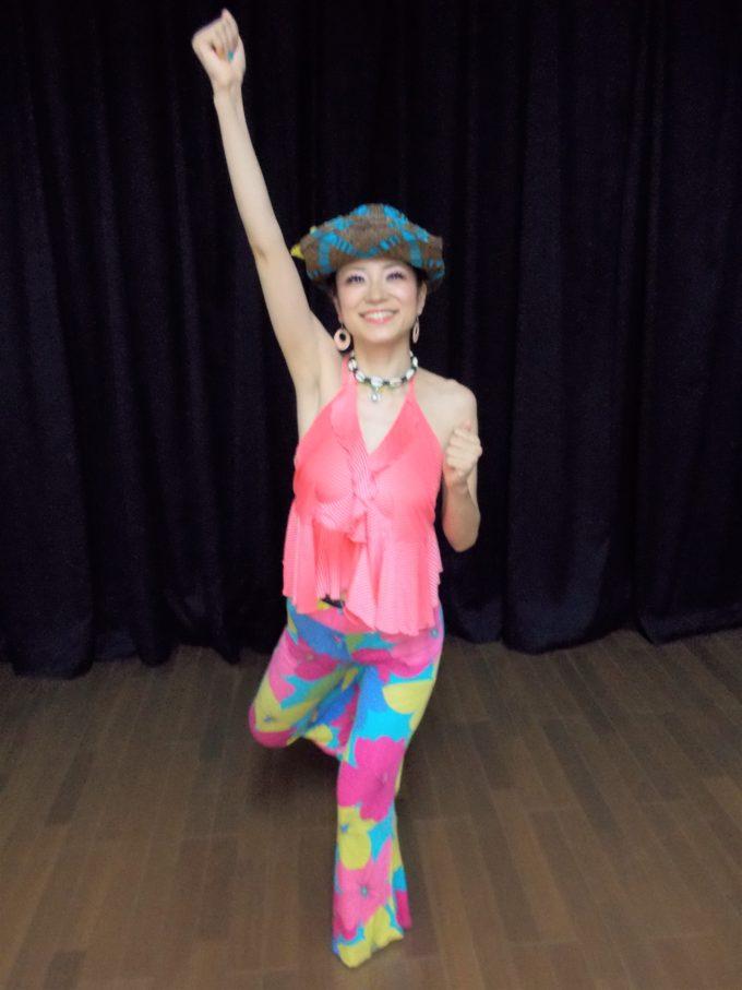 Moccolyと踊ろう☆第1弾