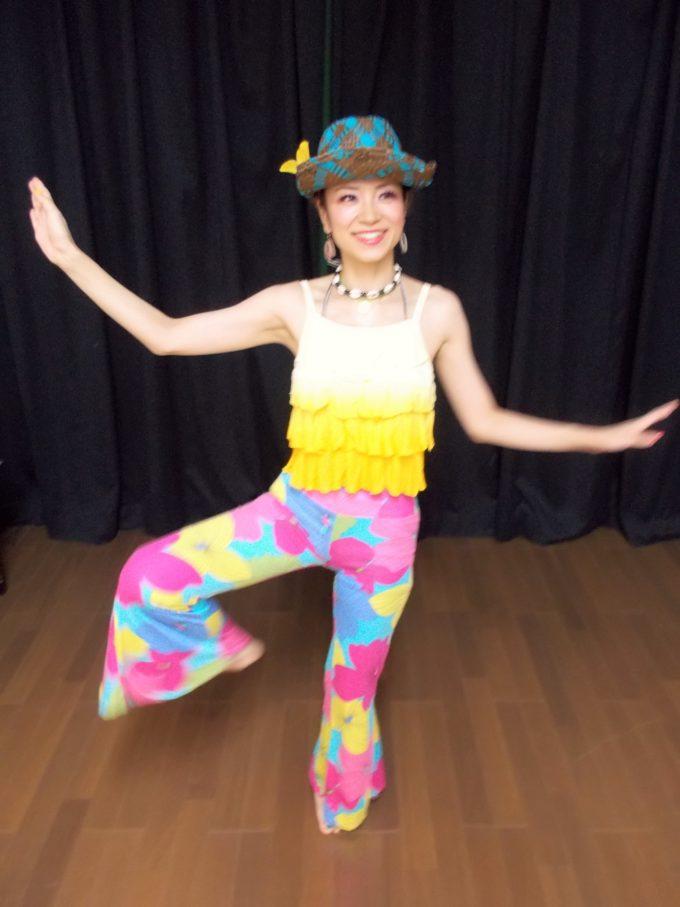 Moccolyと踊ろう☆第2弾 その1
