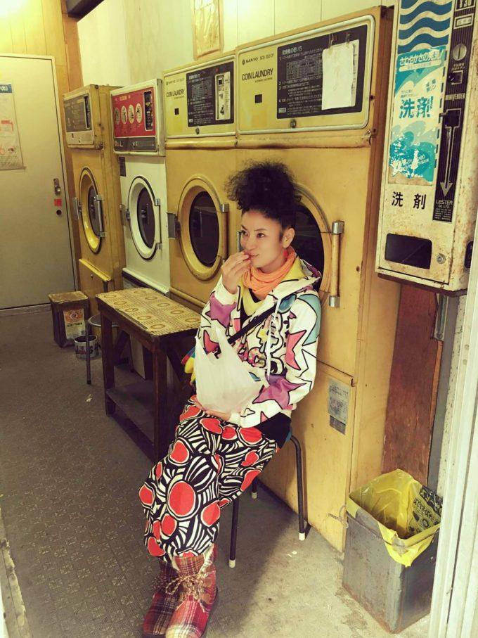 絶滅危惧種洗濯機を守れ!